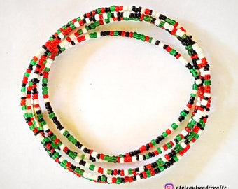 Mama Africa - Waist Beads - Belly Chain - Belly Beads - African Waist Beads - African jewelry