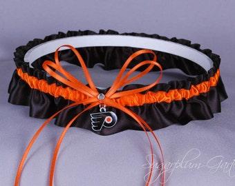 Philadelphia Flyers Wedding Garter