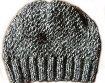 Gray hat size 58/60