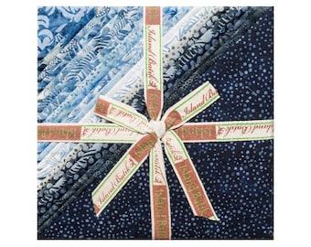 "London Fog 10"" Squares by Kathy Engle for Island Batik"