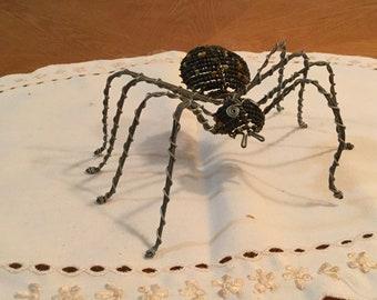 A Wire Spider