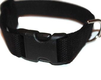 Custom Dog Collars Name Dog Collar Phone Number Dog Collar Black Dog Collar and Leash SEt Adjustable Dog Collar Pet Collar Black Leash