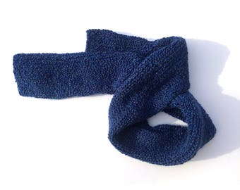 Once in a Blue Moon Scarf