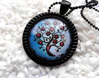 Tree of life necklace tree of life necklace