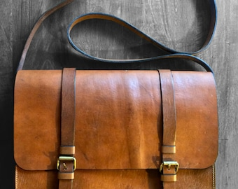 The Briefcase messenger bag