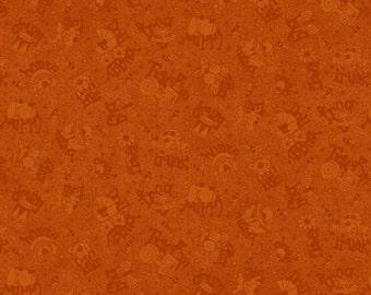 Orange Monotone, Henry Glass,  # 8455-3 -