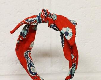 Paisley Wire Headband