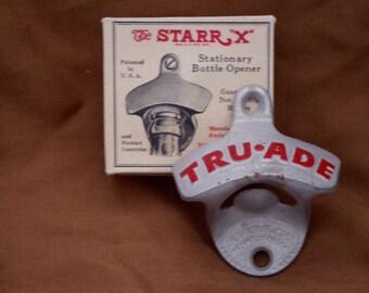 Vintage TRU-ADE Bottle Opener by StarrX