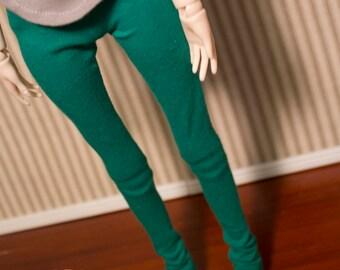 Green legging for DC kid