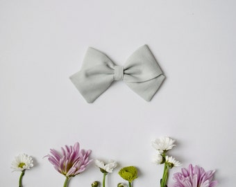 Silver Sage Folded Bow