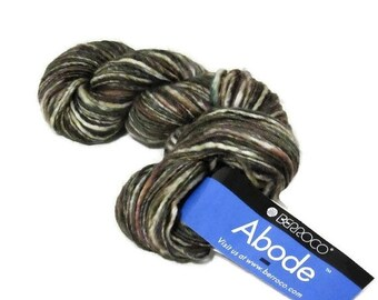ON SALE New Berroco Abode 100 Percent Wool Yarn/1 Skein/Watermelon/ 8881