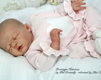 KIT Katriona by Philomena Donnelly - Blank Reborn Kit