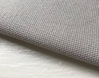 Organic Cotton Canvas 12oz - Dove Grey (7019.40.00.00)