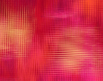 Aflutter by Studio E - Woven Spectrums Scarlet - Cotton Woven Fabric