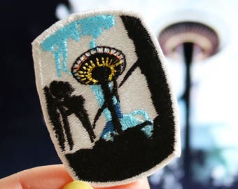 Patch, Artist Collaboration with Shane Massey/War Needle/edition 200