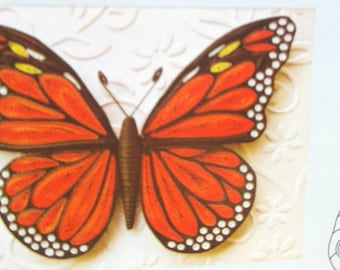 listing for quilling, paperole Butterfly pattern