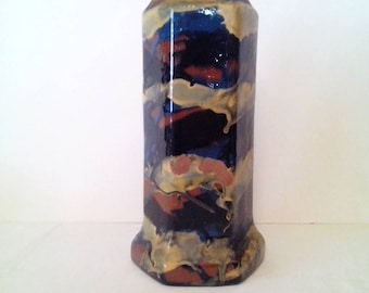 Peter's and Reed Arts and Crafts Vase