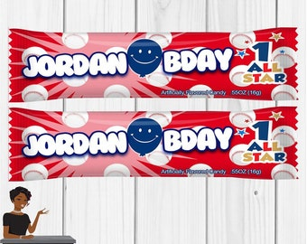 Baseball Party, Baseball Airhead, Baseball, Softball, Baseball Party Favors, Sports, Digital or Printed and Shipped