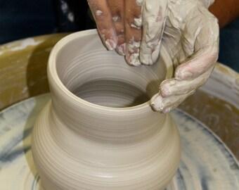 CLAY, pottery clay, molding clay, school clay, art clay, handmade clay, taxidermy clay, accessory clay, play clay, jewelry clay, your clay!