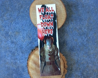 We All Float Bookmark