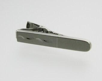 Skinny Tie Silver Tie Clip