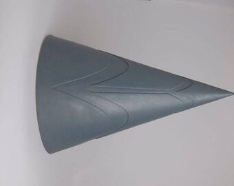 "Contemporary minimalist wall sculpture ""Kegel"" 1996"