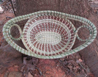 Gullah Sweetgrass Bread Basket