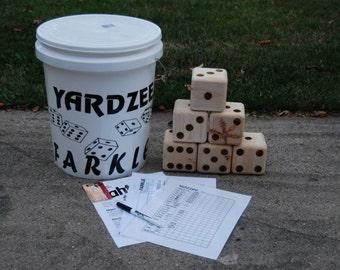 Yardzee Farkle combo