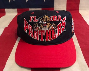Vintage Florida Panthers Snapback