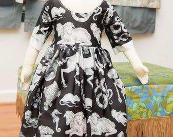 Freak-Show Dress
