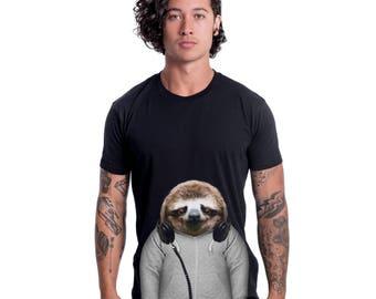 Sloth Mens Tee