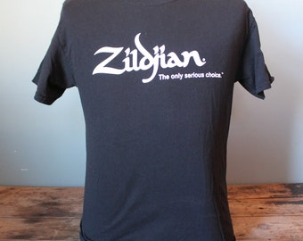 Zildjian T-Shirt | Double Sided | Size Medium