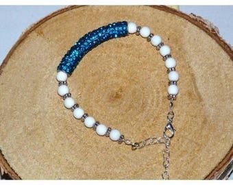 blue angel bracelet