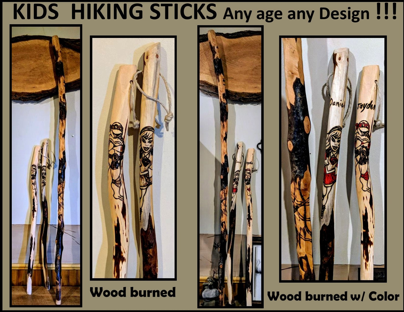 Kids hiking stickkids walking sticktrailsfamily hikingfamily kids hiking stickkids walking sticktrailsfamily hikingfamily campingfamily hiking stickshiking stickwalking stickhikers gift biocorpaavc Image collections