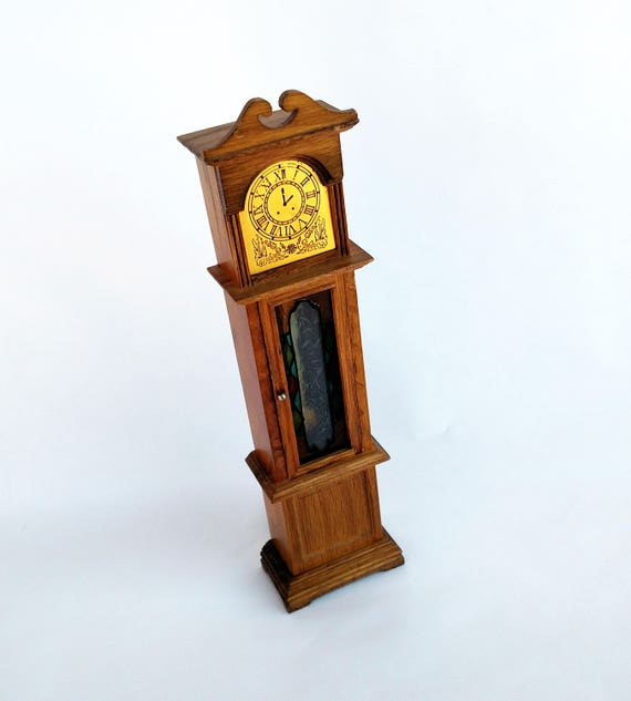 Vintage Musical Grandfather Clock by George Good