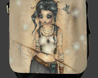 Not all who are Lost want to be Found Shoulder Bag