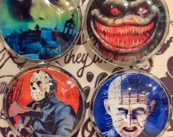 Horror Theme Magnets