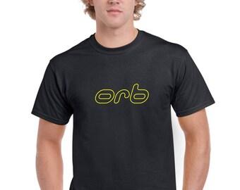 The Orb Black T-Shirt