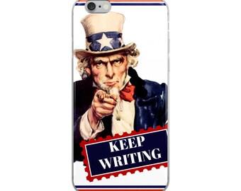 Uncle Sam: Keep Writing