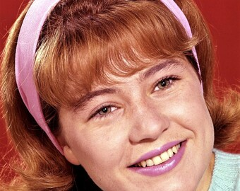 Patty Duke from the Patty Duck show , 1960's Publicity photo