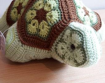 African flower turtle