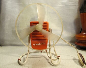 Vintage Electric Fan Zefir