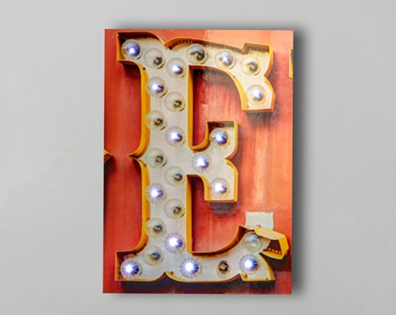 marquee light up letters items similar to marquee led letter e light up letter e 23581 | il 570xN.850530602 kb2a