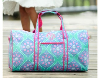 Monogram Marlee Duffle Bag