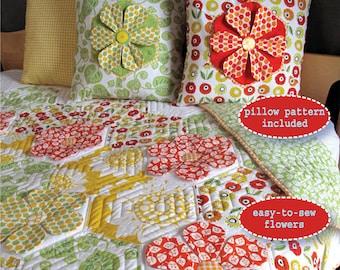 Louisa Garden Quilt Pattern