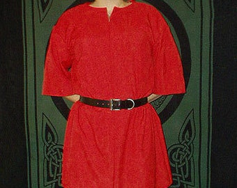 Handmade Mens Roman Linen Tunic / Shirt in Your Color and Size for a SPQR Centurion, Legionnaire, Miles, Soldier