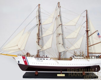 """US Coast Guard Eagle Ship Model 29"""""""
