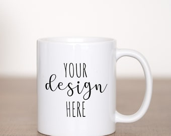 Your Custom Mug Design - Personalized - Logo - Photos - Gift