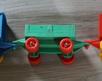 1992 Vikingplast Toy Train