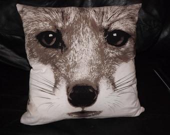 Gorgeous Fox Cushion